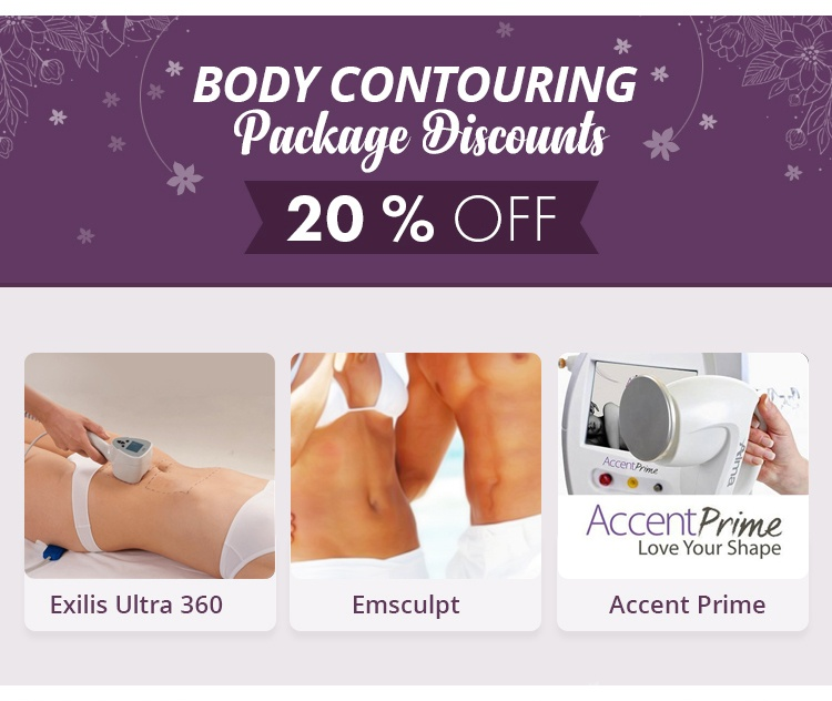 Body Contouring Package Discounts