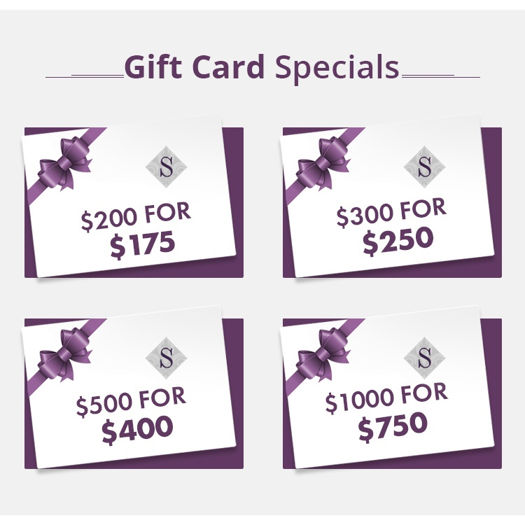 Giftcard Package Discounts